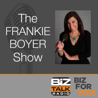 Frankie Boyer Biz Talk Radio