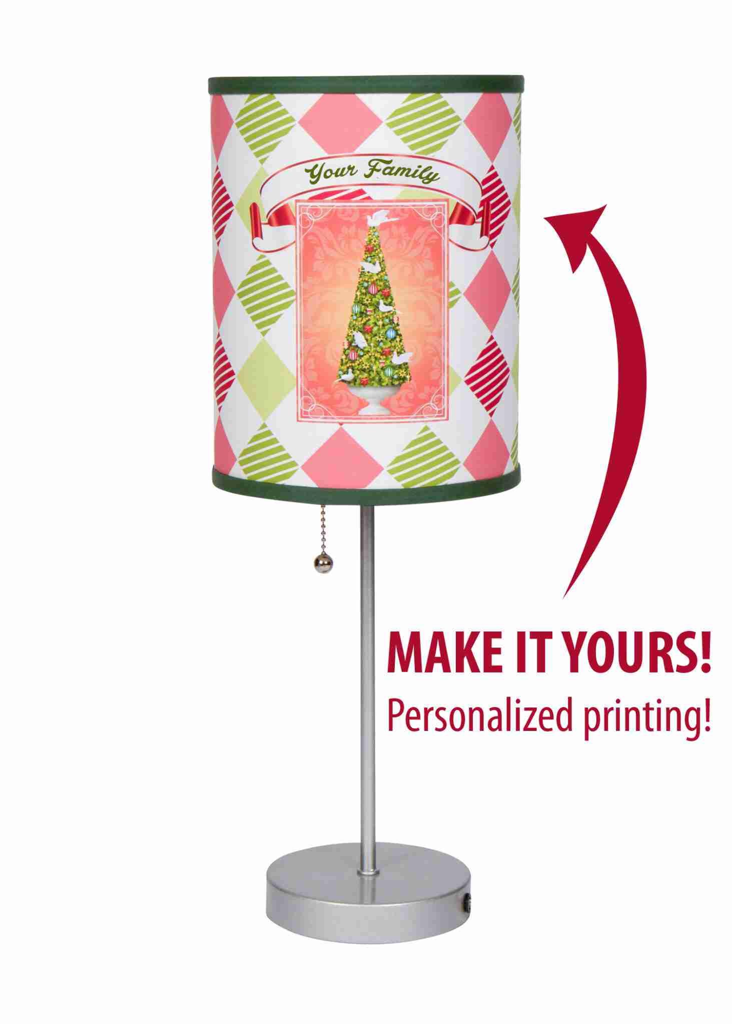 Holiday Vibe lamp MAIN image